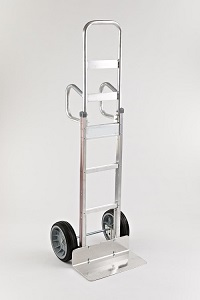 2 Wheel Professional Appliance Steel Hand Truck Dolly 750 Lb Stair Climber New
